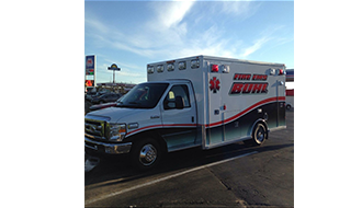 City of Buhl New Ambulance 2017