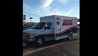 City of Buhl New Ambulance 2017